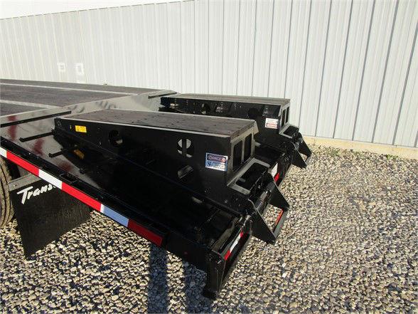 2022 Transcraft 48x102 dtl steel drop w/ beavertail