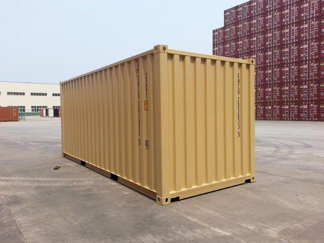 2017 Conex 20 1 Trip ShippingStorage Container For Sale in Dallas