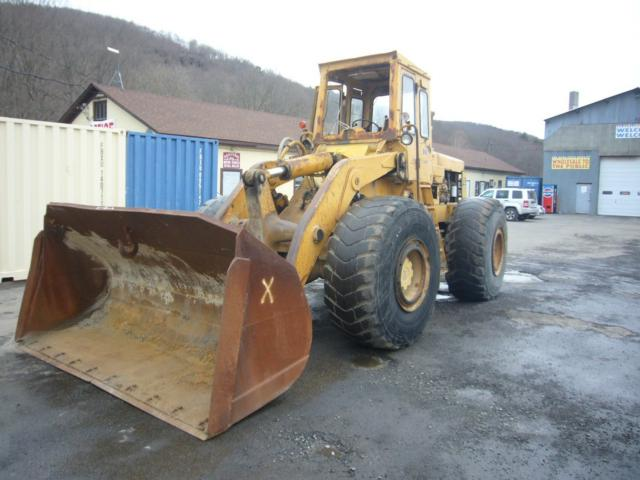 1982 INTERNATIONAL H90 WHEEL LOADER EQUIPMENT #259156