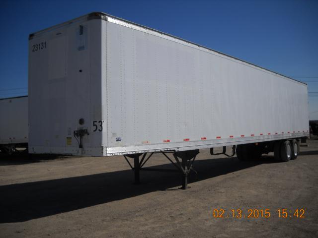 2000 Stoughton 53x102 dry vans