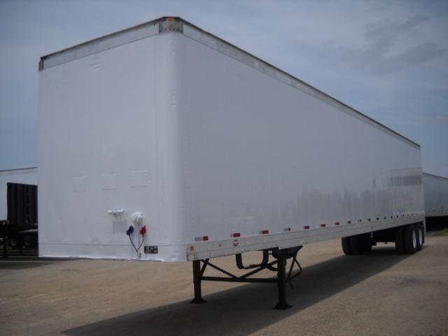 1997 Lufkin 53x102 air ride dry van