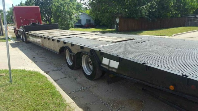Used Drop Deck Trailers For Sale In Dallas Tx
