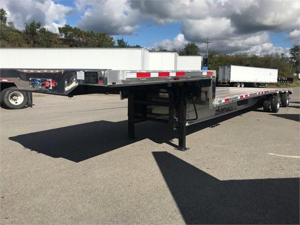 2020 Benson 53x102 aluminum drop deck