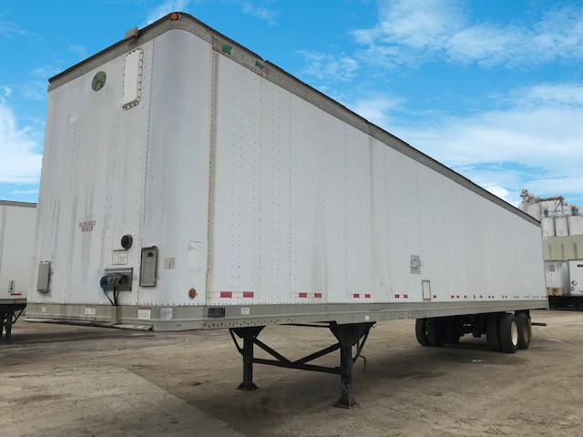 2002 Great Dane 53x102 - smooth side - spring - roll doors