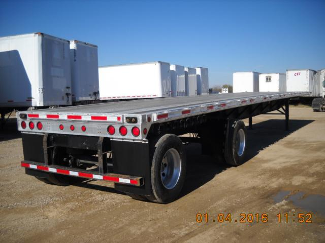2004 Fontaine 48x102 Air Ride Spread For Sale In Fort