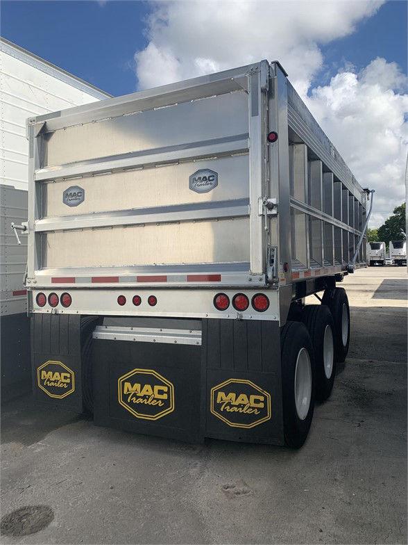 2022 Mac aluminum tri-axle 24' dump (custom orders availabl