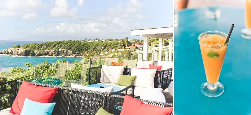Luxury honeymoon vacation spot at La Toubana in Guadeloupe