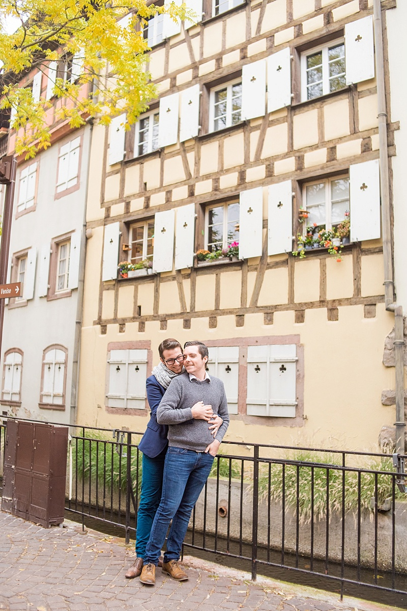 Storybook perfect town of Colmar France for traveling couples