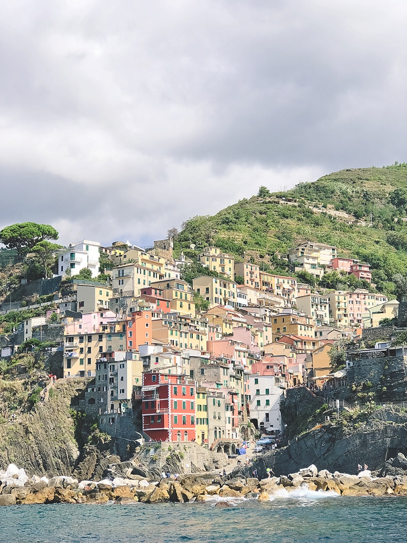 Riomaggiore honeymoon ideas and how to get to Cinque Terre