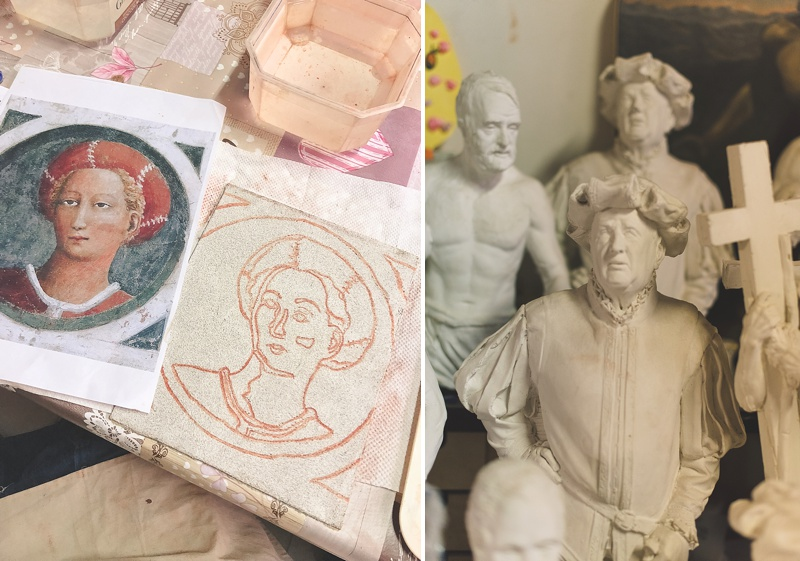 Unique art class to take on your Italian honeymoon