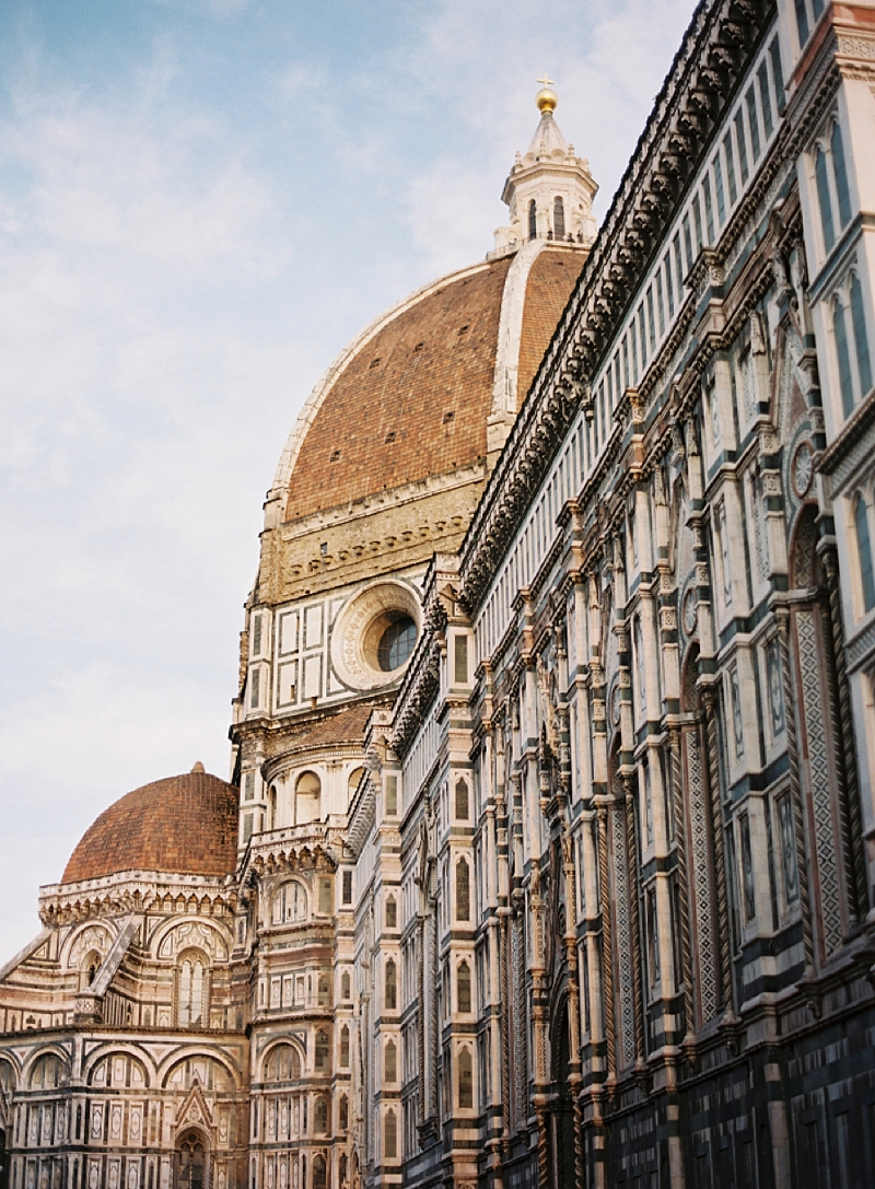 Il Duomo in Florence Italy