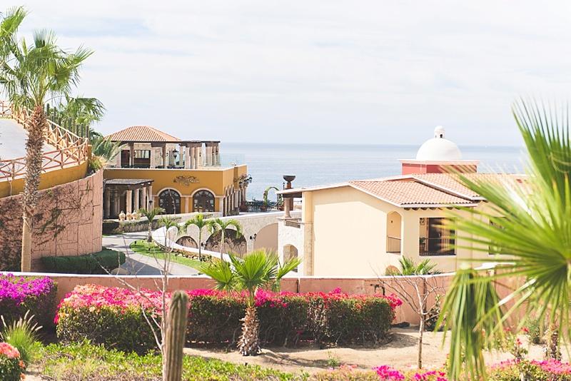 Family owned Hacienda Encantada in Cabo Mexico with Sea of Cortez coastline views