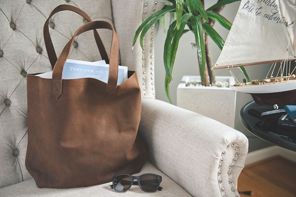 Ethically Made Leather Tote Bag from Nisolo for Mother of the Groom gift