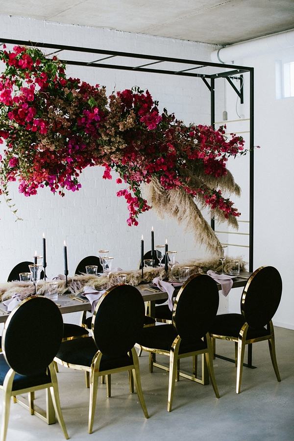 20 Swoonworthy Uses For Pampas Grass In Your Wedding