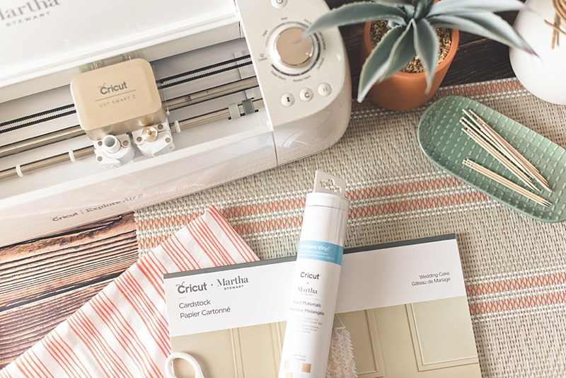 Cricut Explore Air 2 Martha Stewart Edition exclusively from Michaels