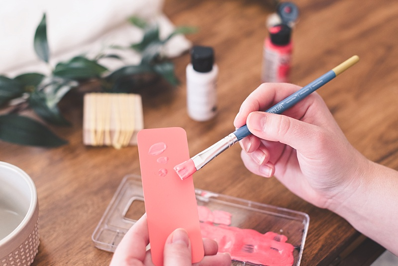 How to match your craft paint to Pantone colors