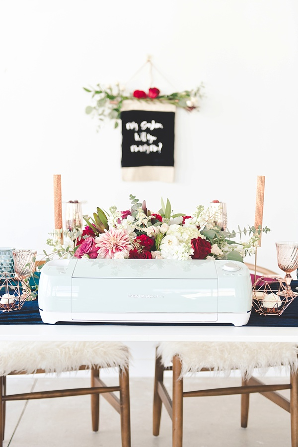 Ways to Personalize Your Wedding with Cricut