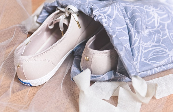 Keds Kate Spade wedding shoes