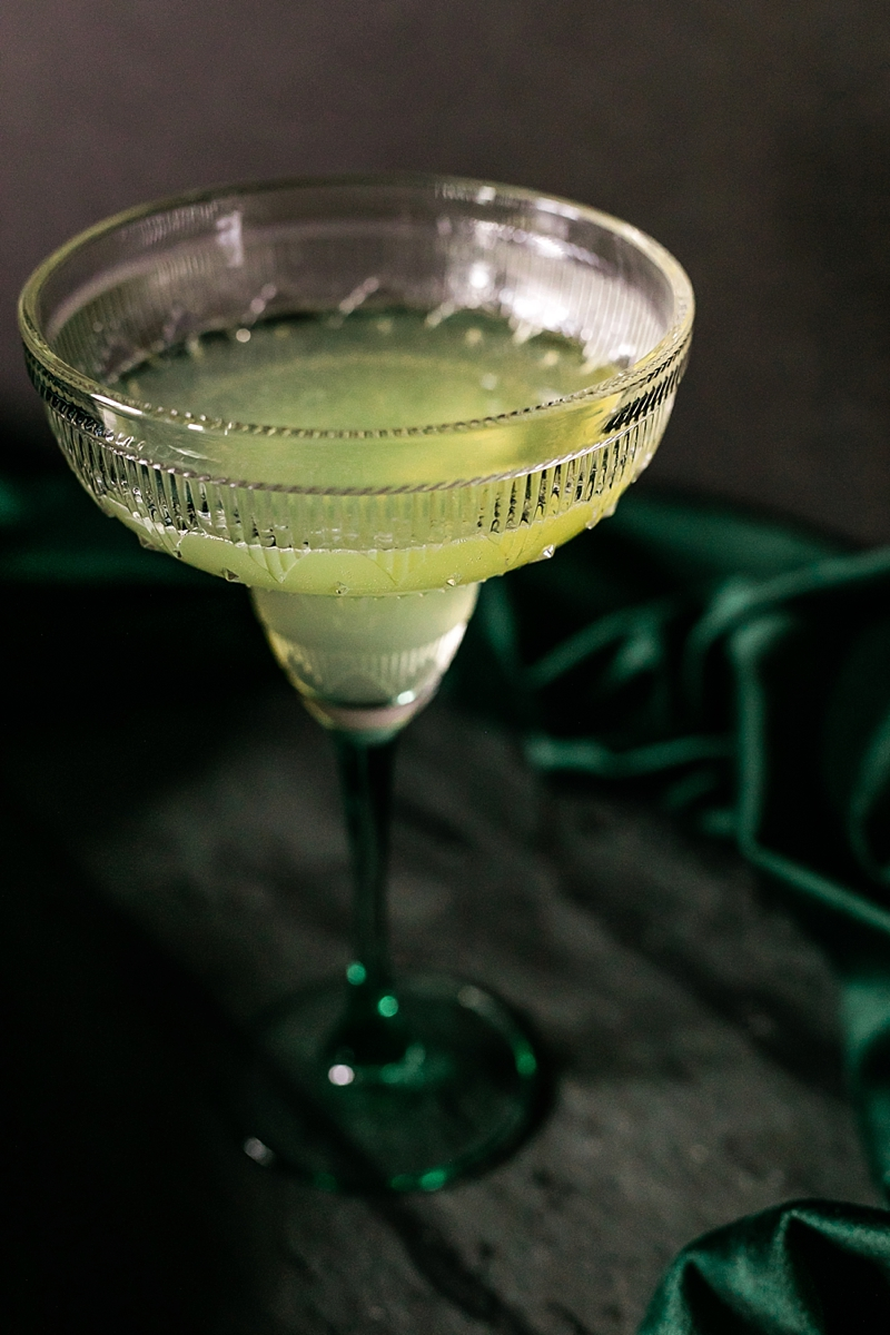 How to make a Last Word Prohibition era styled cocktail that is naturally green