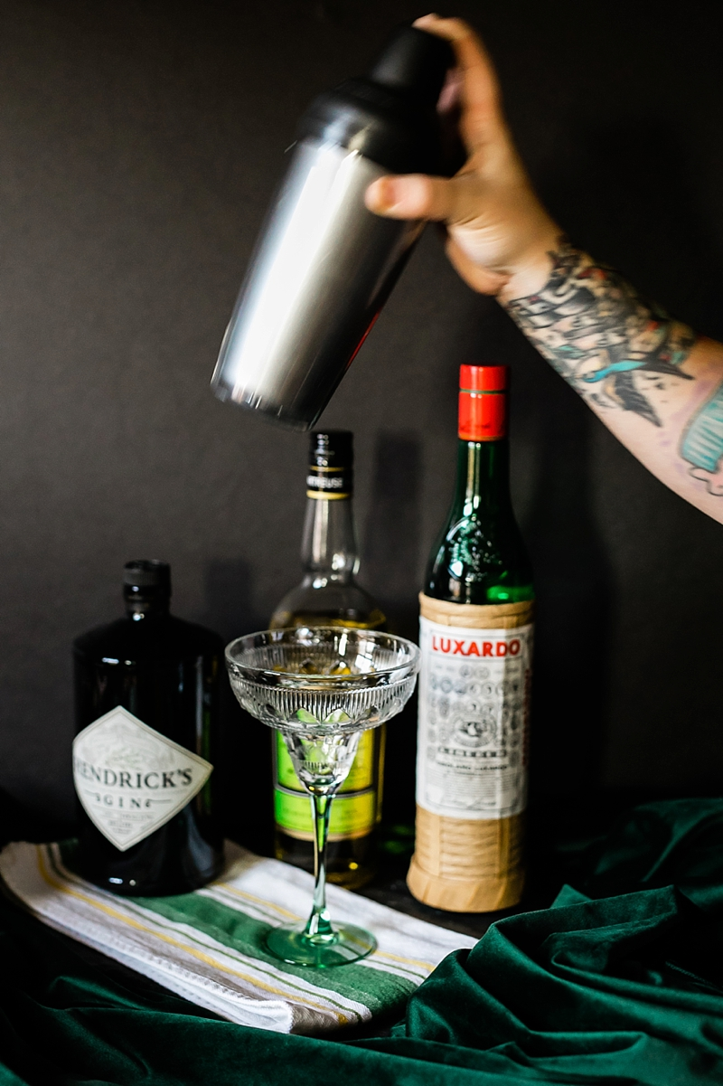 How to make The Last Word Prohibition era cocktail