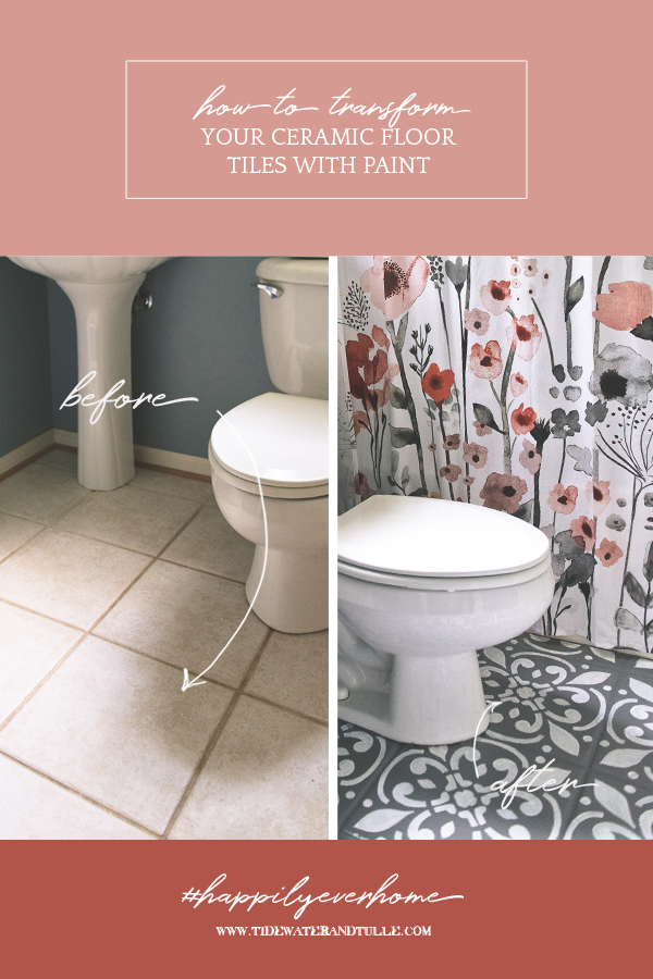 How to transform builder basic ceramic tiles