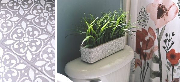Concrete bathroom look ideas