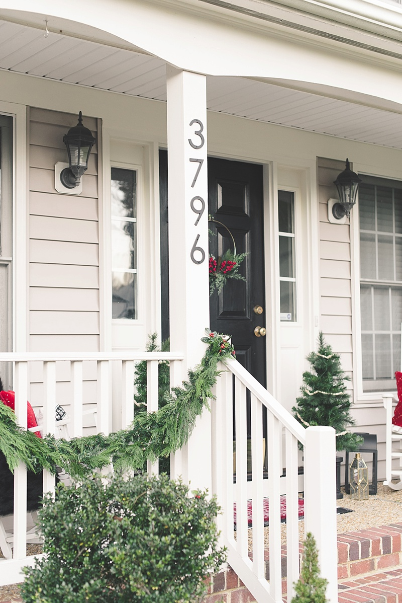 Handmade ideas for making your front porch stylish and personal
