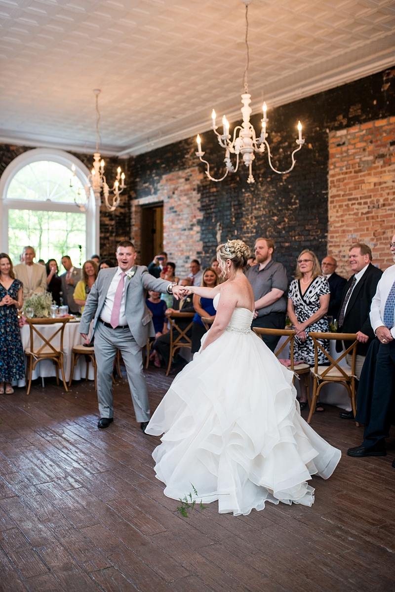 Best romantic first dance songs for Virginia weddings