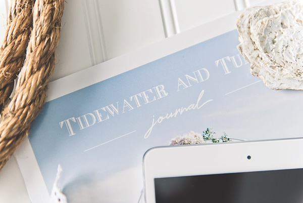 Tidewater and Tulle Journal Virginia wedding and honeymoon magazine