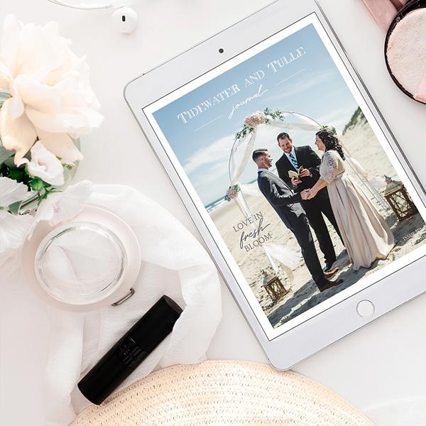 Virginia Fine Art Wedding Magazine Spring 2018
