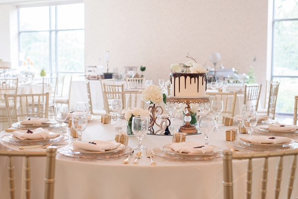 Unique Cake Wedding Centerpieces in Norfolk Virginia