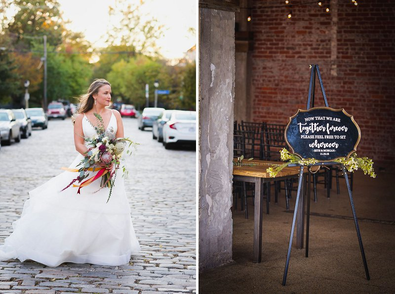 Wedding ideas for Commune Restaurant in Norfolk Virginia