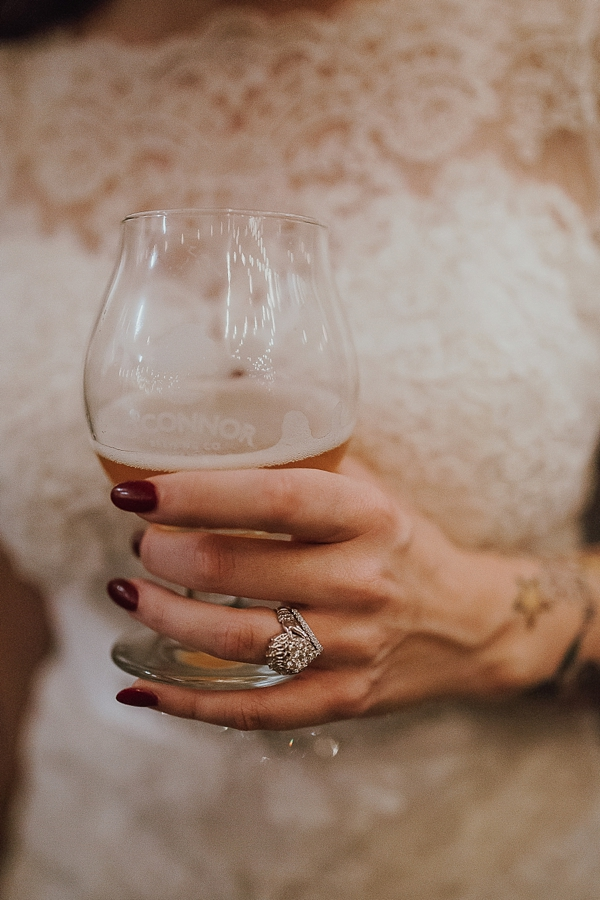 Gorgeous intricate vintage inspired engagement and wedding rings