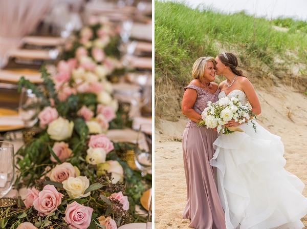 Sanderling Resort wedding for destination wedding