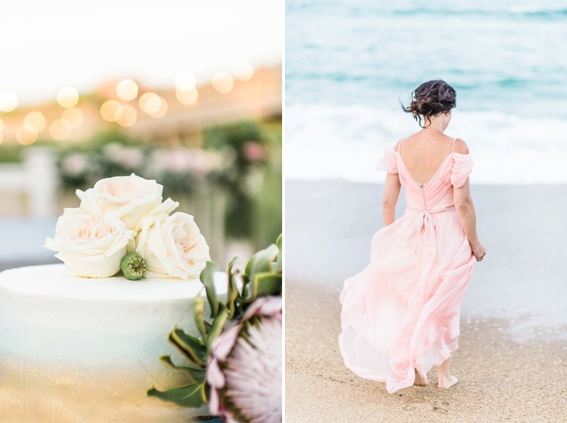 Organic beach marriage celebration ideas in the Outer Banks