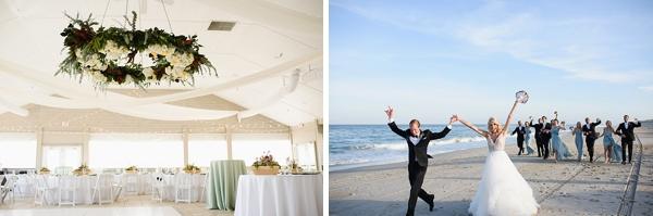 Outer Banks wedding at the Sanderling Resort