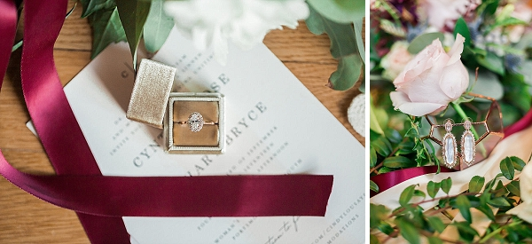 Modern classic bridal jewelry and details