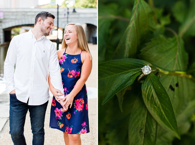 Engagement blog ideas in Richmond Virginia
