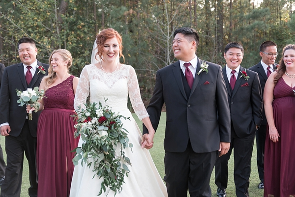 Virginia country club wedding in Chesterfield