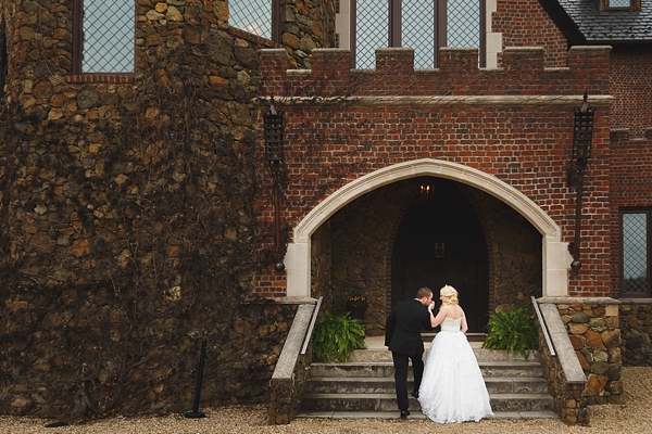 Fairytale wedding at Dover Hall in Richmond Virginia