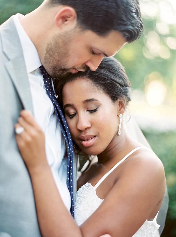 Natural and soft bridal makeup