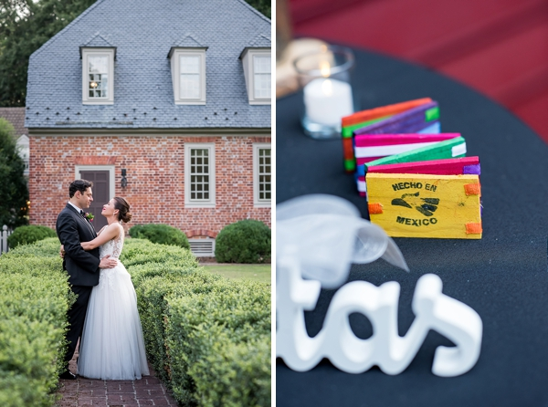 How to have a unique Virginia wedding