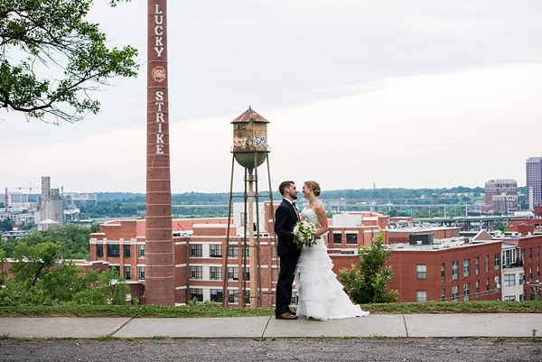 Classic Libby Hill Park wedding photo ideas