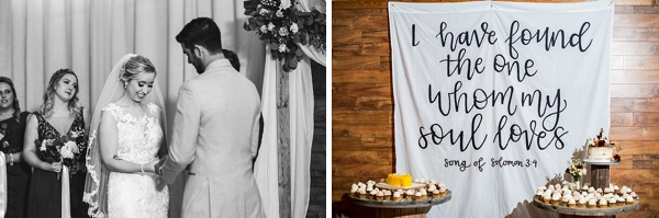 I have found the one whom my soul loves wedding banner