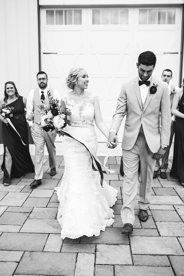Rustic wedding at Harleys Haven in Windsor Virginia
