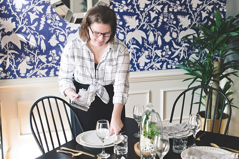 How to style your dining room with your Bed Bath and Beyond wedding registry