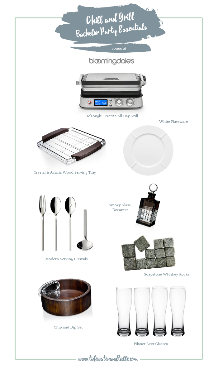 What To Put On A Wedding Registry.Chill And Grill Indoor Bachelor Party Wedding Registry Must Haves