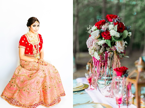 For Couples Looking To Put A Unique Elegant Spin On Their Indian Wedding Day Get Ready Because Youll Want Pin All Of This