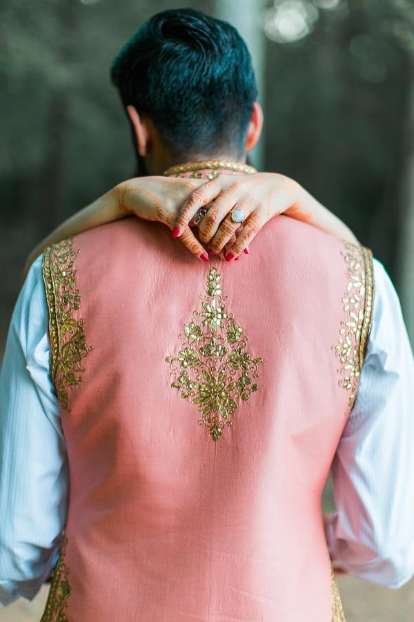 Romantic Modern South Asian Wedding Inspiration