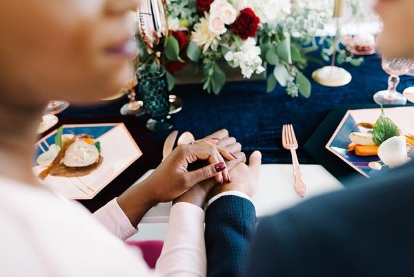 Modern Thanksgiving wedding proposal ideas